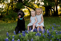 Round Rock Texas Premier Lifestyle Photographer-Picchena 2018 Blue Bonnet Photos-09169