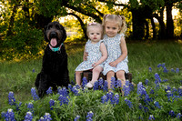 Round Rock Texas Premier Lifestyle Photographer-Picchena 2018 Blue Bonnet Photos-09170