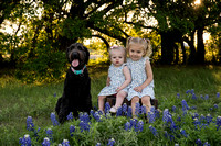 Round Rock Texas Premier Lifestyle Photographer-Picchena 2018 Blue Bonnet Photos-09172